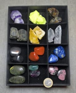 Kit pierres lithothérapie
