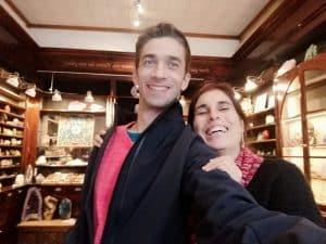 Jérôme et Ursula